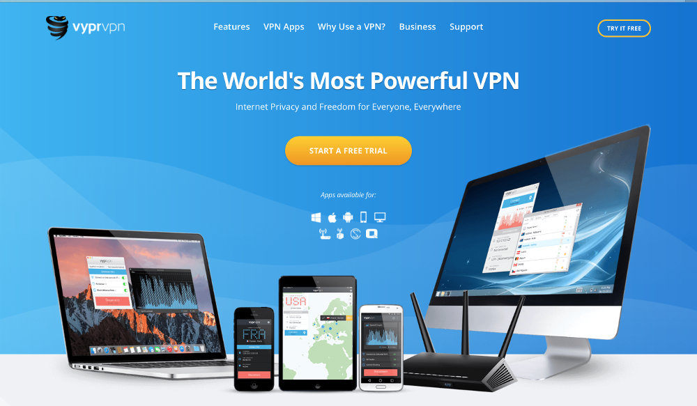 VyprVPN Speed Test - They're Not the World's Fastest VPN, But