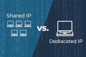 Shared vs. Dedicated VPN IP Addresses