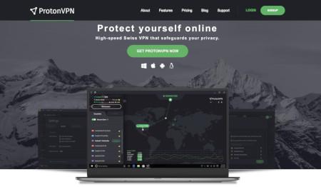 ProtonVPN Server List