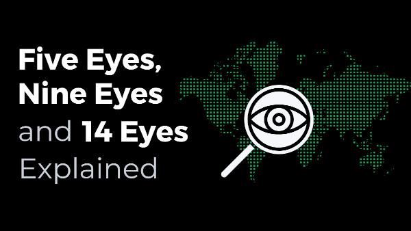 Five Eyes, Nine Eyes and 14 Eyes Alliances Explained