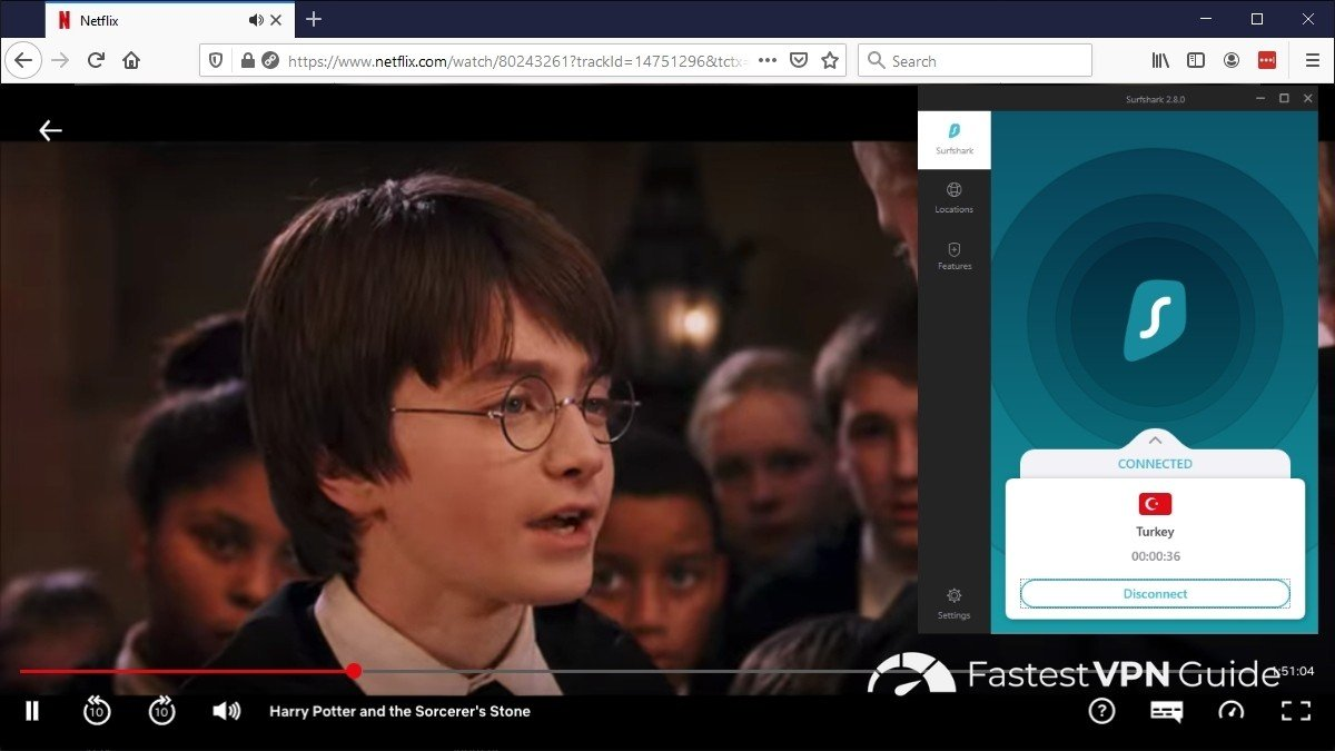 Streaming Harry Potter