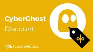 CyberGhost coupon code discount deals