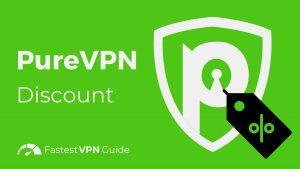PureVPN coupon code discount